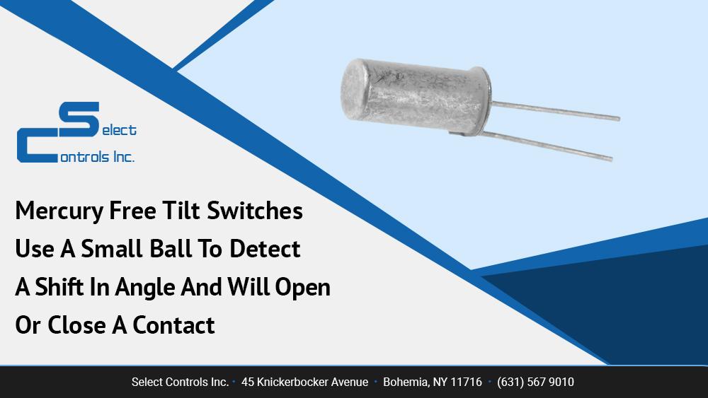 Purchase Mercury-Free-Tilt-Switches
